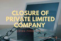 Close a Private Limited Company