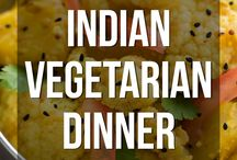 Indian vego recipes