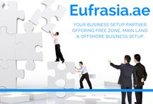 Eufrasia.ae / Eufrasia.ae is your business setup partner offering flow cost Free zone, Main land & Offshore business setup in Dubai and UAE. Visit www.eufrasia.ae