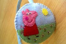 Peppa Pig / by Gaylene Hutson