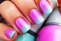 nail art / ♥