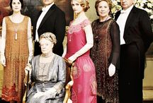 jc's Downton Abbey / by Janet Cadman