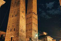 Bologna / Terza tappa in Italia. Bologna, città con grande tradizione di gelato...