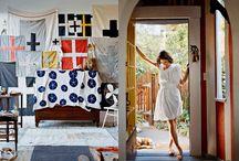 interiors//el sereno house inspiration / by Janelle Pietrzak