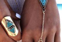Κοσμήματα Boho