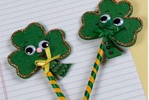 Craft/Holiday - St. Patrick's Day