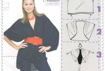 Sewing Patterns / by Treva Eggenschwiler