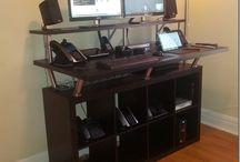 Decor - Standing Desk