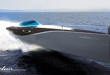 Moottori boat