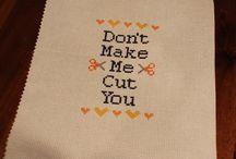 Cut you