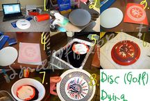 disc dyeing