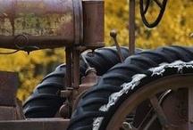 car,trucks tractors