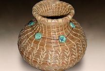 Pine Needle Baskets / by Laura Richardson
