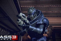 Mass Effect Blog / All Mass Effect Pictures used in our blog / by Haute Gamer