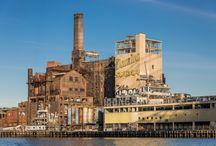 Brooklyn's Domino Sugar Refinery by Paul Raphaelson