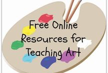 Online Art Curriculum and Activities / Tons of online homeschool art activities, lesson plans, tips and ideas.