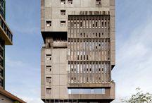 Buildings / by Hillary Moor