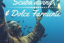 Underwater Adventures / Snorkelling and scuba diving inspiration, tips and info