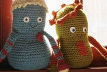 Amigurumi / Crochet small and adorable creatures using the Japanese art technique of Amigurumi. / by Interweave