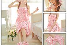 Women sexy underwear and sleepwear / Lingerie Corset & Bustiers Bra & Bra Set Shapewear Panties Sleepwear & Robes