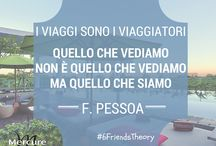 #6FriendsTheory / Immagini, frasi e aforismi legati al Casting Mercure Hotels per #6FriendsTheory. By #TBnet