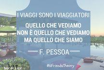 #6FriendsTheory / Immagini, frasi e aforismi legati al Casting Mercure Hotels per #6FriendsTheory. By #TBnet