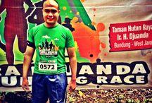 Tahura trail running race