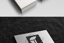 My Business Card / My personal business card whit a personal logo