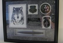 Custom Projects / Let Frame & Design Arts create custom awards and framings for you!  Let us make your idea come to life!