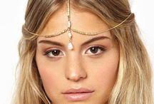 Bohemian Bridal Headpiece