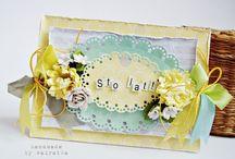Urodziny - kartki/Birthday cards