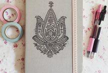 Capa Bullet Journal