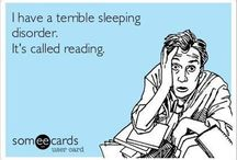 Book Lover Problems & Funnies