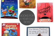 Kids Books / Reading recommendations, favourite books & literary wish lists.