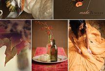 #FALL WEDDING / #Wedding