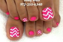 toe nail art design tutorial & videos by nded /  toe nail art design tutorial & videos by nded