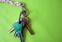 Attaché clés