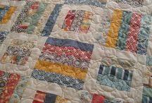 quilting / by BERNADETTE ROY