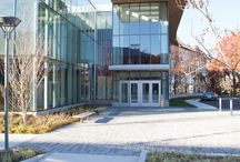 Fine Arts Instructional Center / by Eastern Connecticut State University