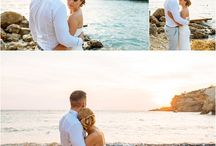 Beach wedding inspiration / Beach weddings
