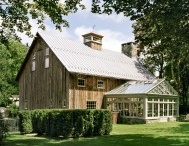 Restored Old Barns - Exterior / Images of the exterior of old barns that have been remodeled, restored, or reused. / by Old Barns