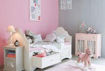 Interieur - Kinderkamers
