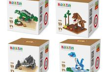 Jurrassic Dinosaurers Mini Bricks Sets available in our shop.