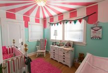 Nursery Ideas / by Cassie Cass