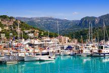 Mallorca / Ön Mallorca i Spanien.