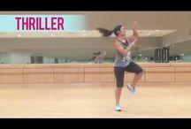 cvičení video