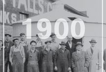 History of Steel Buildings / The history of prefab steel buildings in America. #BuildingTomorrow