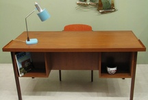 Mid-Century Madness / Atomic age furniture and more