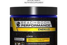 Energize Beachbody Performance