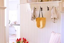 Mudroom ideas / by Jessica Clark